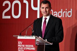 XIV edición del Premio Nacional Joven Empresario