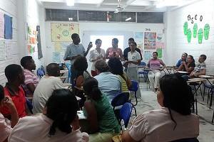 Profesionales navarros participan en la formación de 9.000 emprendedores colombianos