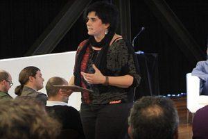 """Iruri Knörr, Nolatan.com: """"En las startups no se termina de crecer y evolucionar nunca"""""""