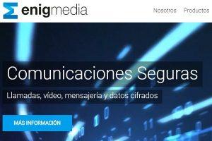 La startup vasca Enigmedia, lider en ciberseguridad, recibe 1,5 Millones de Euros de financiación