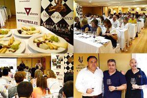 """I Cata Solidaria YMCA: Bodegas Señorío de Villarrica y """"La Casa de los Quesos"""""""